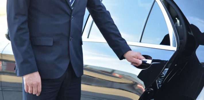 professional chauffeur services